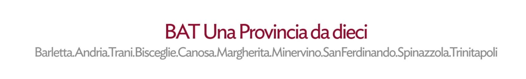 Home [www.provincia.barletta-andria-trani.it]